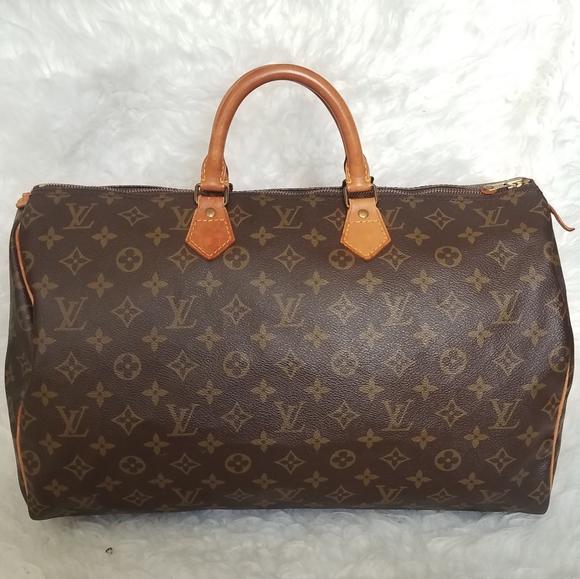 Louis Vuitton Speedy 40 vintage